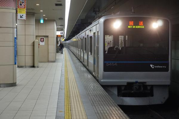 2016-01-23 小田急1063F+3264F 回送
