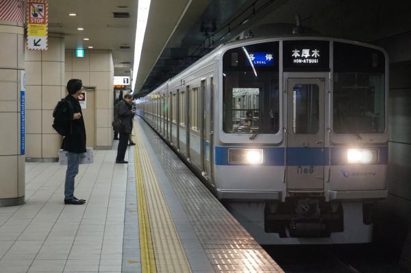 2016-01-23 小田急1069F 各停本厚木行き