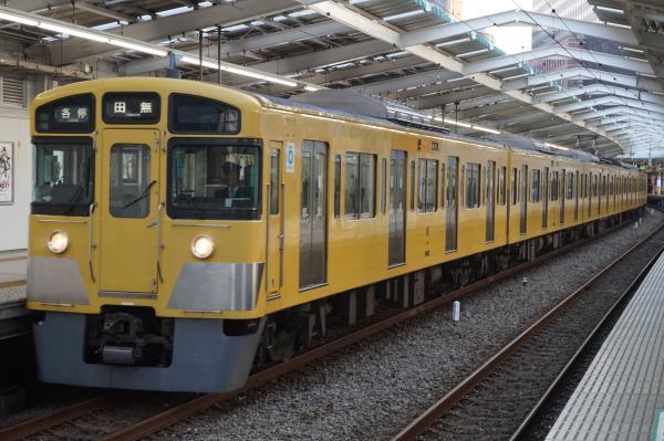 2016-02-04 西武2061F 各停田無行き2 5163レ