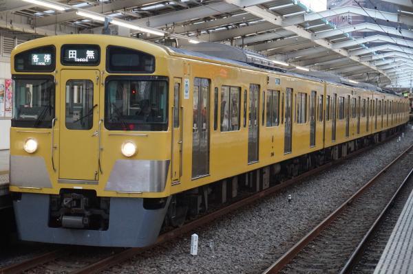 2016-02-04 西武2067F 各停田無行き2 5165レ