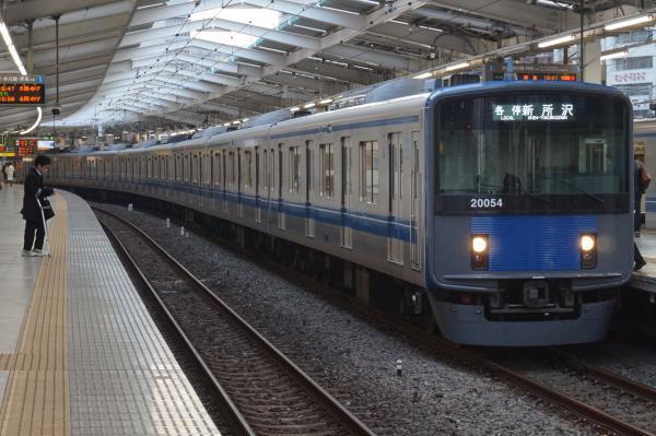 2016-02-04 西武20154F 各停新所沢行き 5827レ