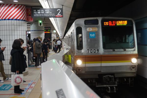 2016-02-06 メトロ7109F 急行石神井公園行き