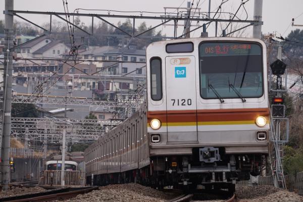 2016-02-06 メトロ7120F 急行元町・中華街行き