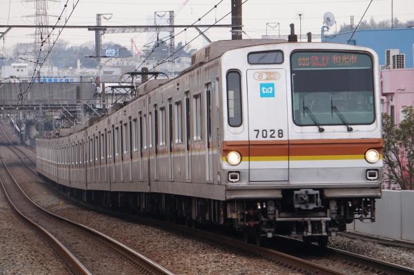 2016-02-06 メトロ7128F 急行和光市行き