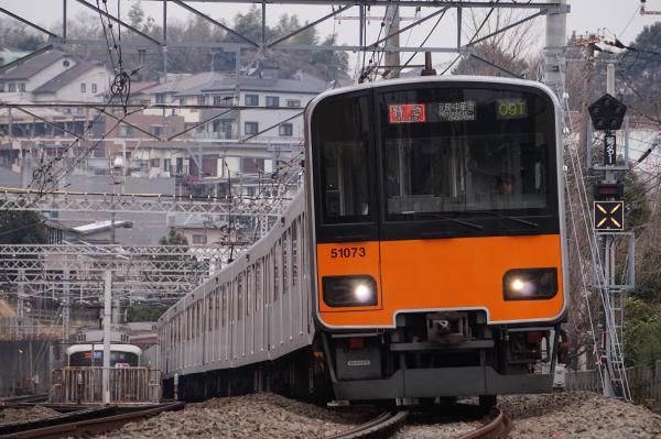 2016-02-06 東武51073F 特急元町・中華街行き