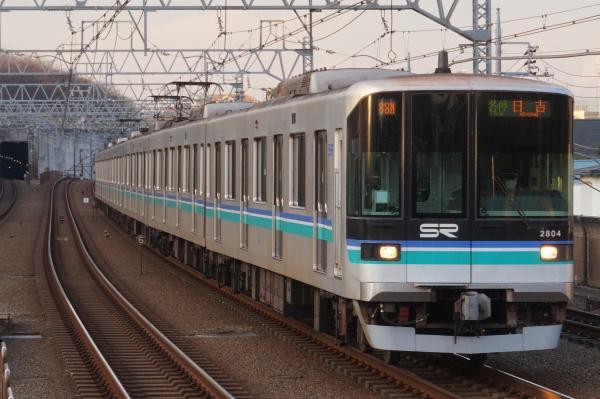 2016-02-09 SR2104F 各停日吉行き