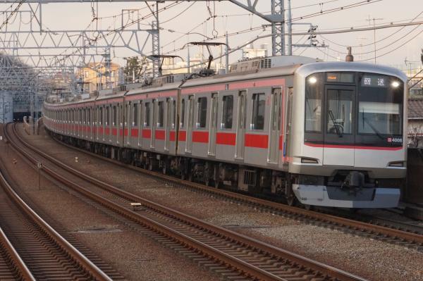 2016-02-09 東急4108F 回送