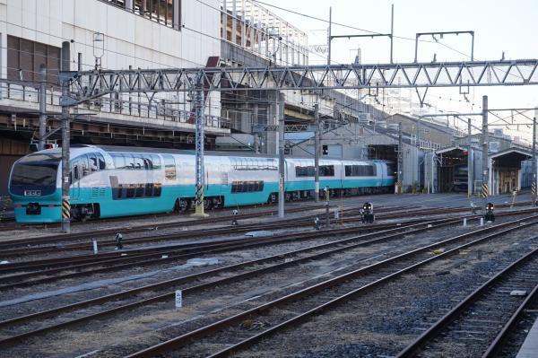 2016-02-10 251系 大宮入場