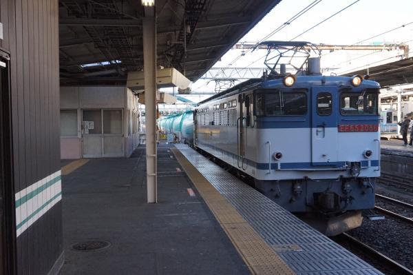 2016-02-10 EF65 2086牽引 貨物列車1