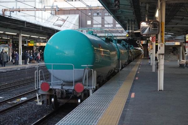 2016-02-10 EF65 2086牽引 貨物列車2