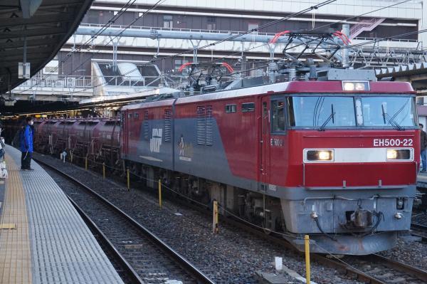 2016-02-10 EH500-22牽引 貨物列車