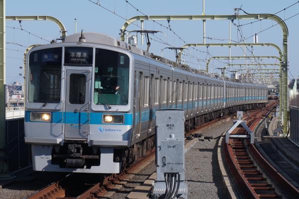 2016-02-10 小田急1065F 各停本厚木行き