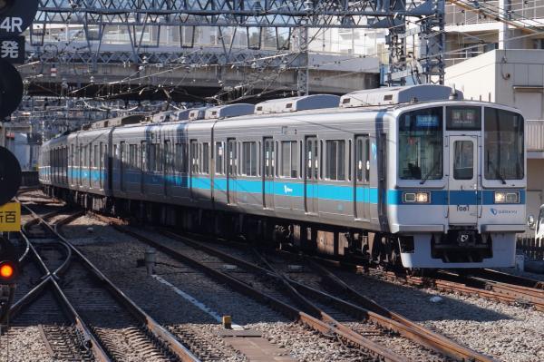 2016-02-10 小田急1081F 区間準急新宿行き