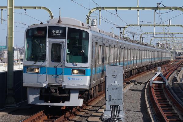 2016-02-10 小田急1093F 急行小田原行き