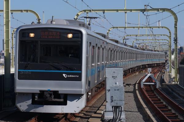 2016-02-10 小田急3094F 各停本厚木行き
