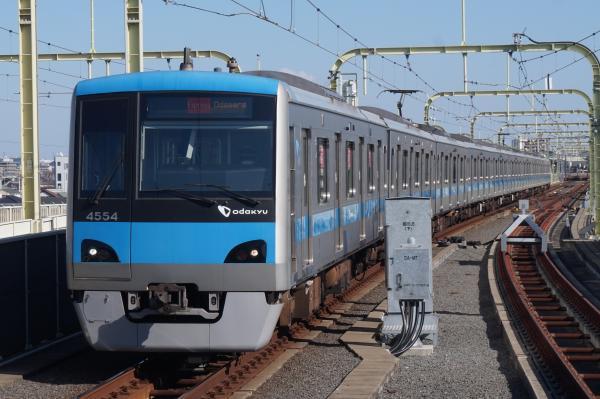 2016-02-10 小田急4054F 急行小田原行き