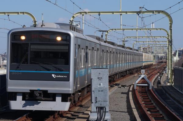 2016-02-10 小田急8051F+3254F 急行小田原行き