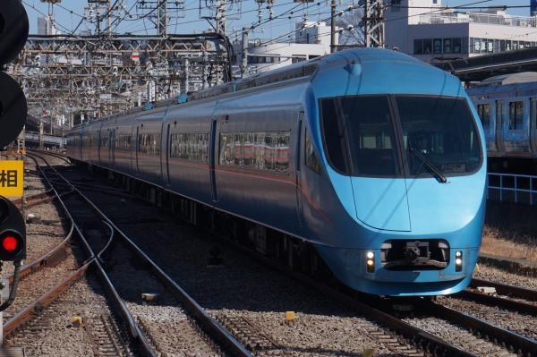 2016-02-10 小田急60000形 メトロはこね号箱根湯本行き