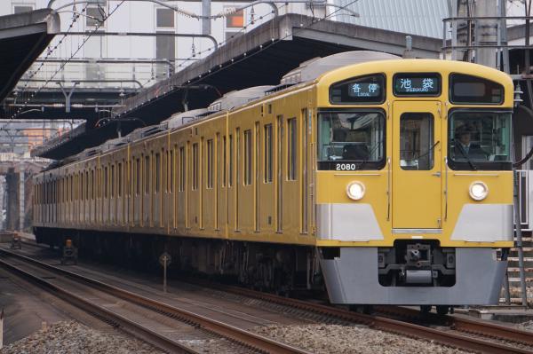 2016-02-13 西武2079F 各停池袋行き 5110レ