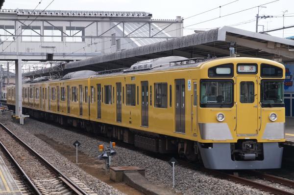 2016-02-13 西武2503F 回送