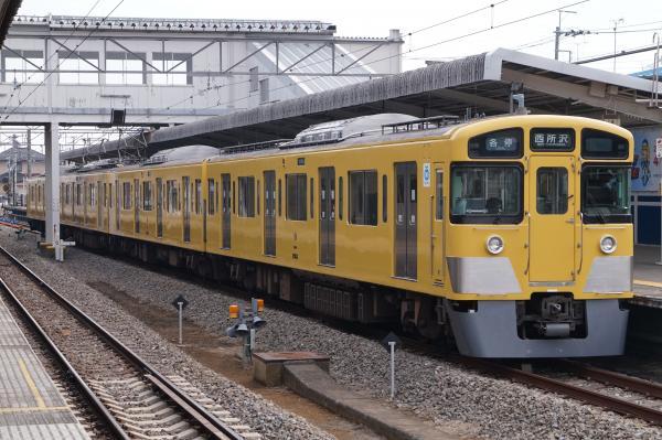 2016-02-13 西武2503F 各停西所沢行き2 6140レ