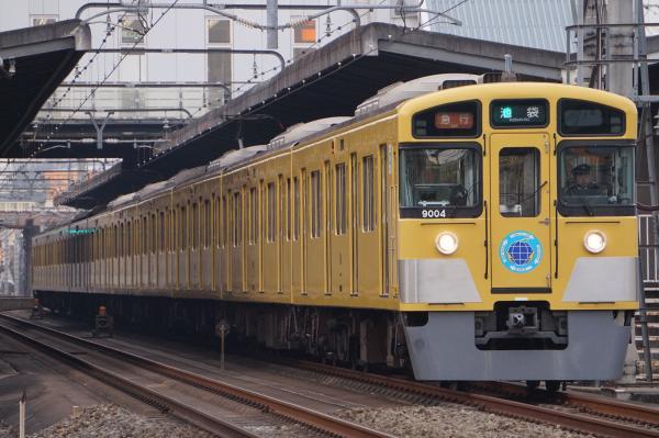 2016-02-13 西武9104F 急行池袋行き 2150レ