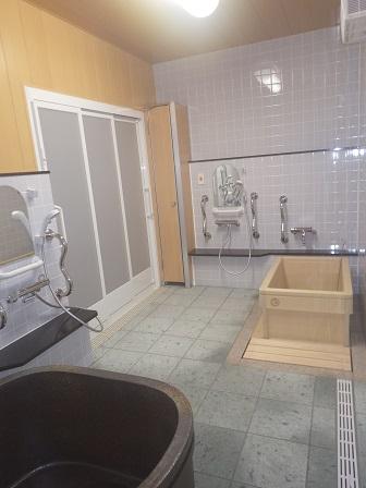 寿楽苑浴室