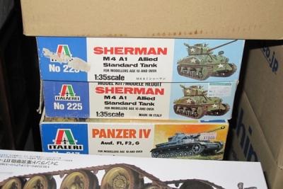 戦車プラモ2