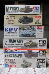 M113系