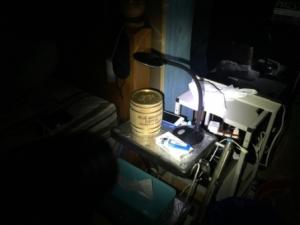 GENTOS(ジェントス) LEDライト パトリオ6 【明るさ26ルーメン実用点灯10時間】 GP-6BK 2