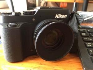 Nikon デジタルカメラ COOLPIX P7800