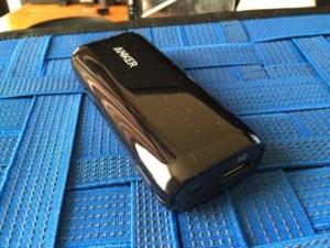 Anker Astro E1 5200mAh 超コンパクト モバイルバッテリー