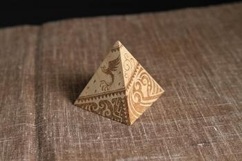 ウッドバーニング・ピラミッド06
