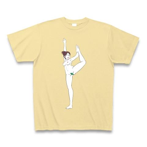 美しいポーズ Tシャツ