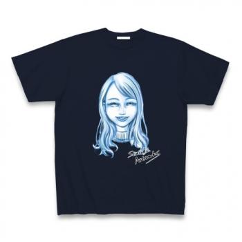 笑顔の裏の本音 Tシャツ