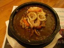 仙珠-海鮮石焼カレー