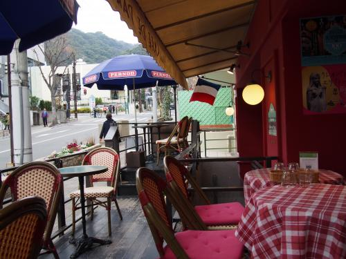北野カフェ