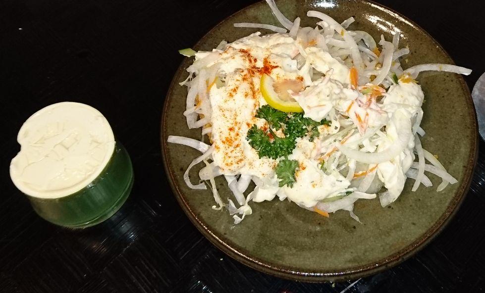 20151213マグロカツ湯葉豆腐