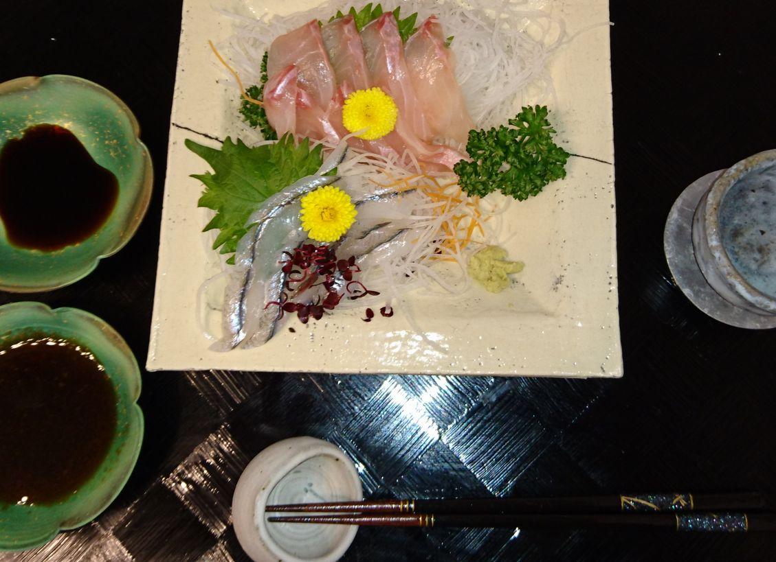 20151213金目鯛サヨリ