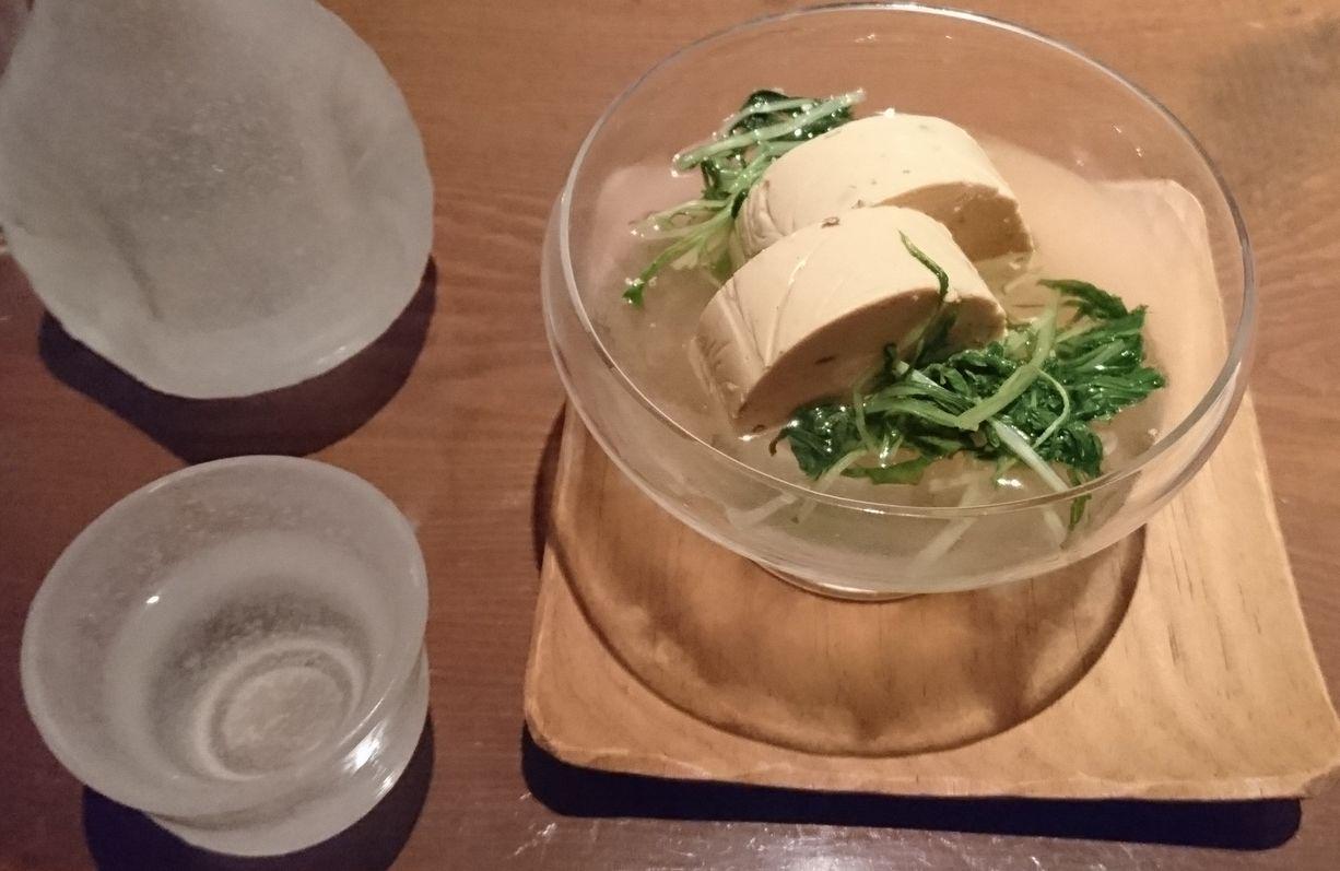 20151216あん肝豆腐