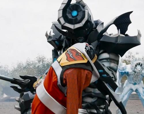 戦隊 ヒーロー パワーレンジャー キョウリュウジャー やられ 冷凍