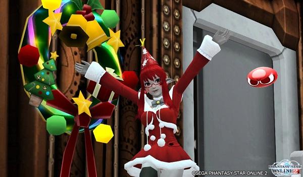 クリスマスははしゃぐもの