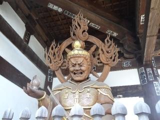 55南光坊-仁王像26