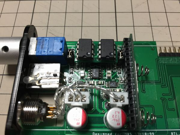 LM7171実装状態