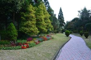 第一庭園 遊歩道