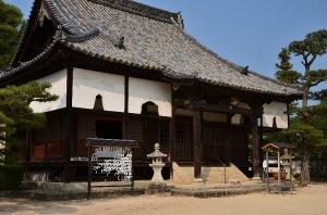 備中国分寺 本堂