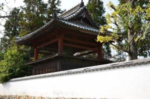 備中国分寺 鐘楼