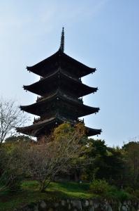 備中国分寺五重の塔
