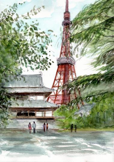 Web東京タワー