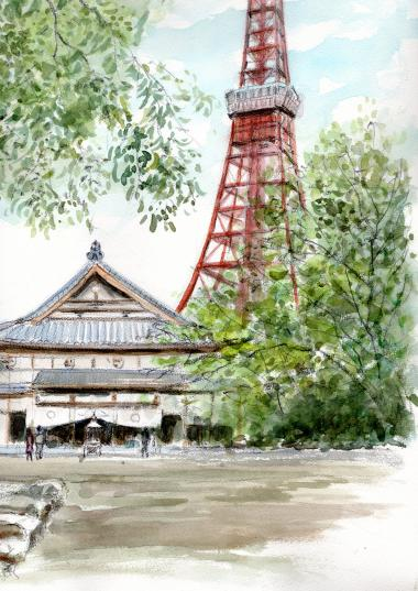 Web東京タワーⅡ